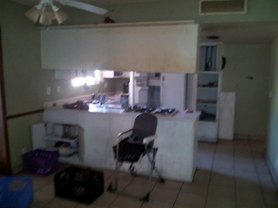[Image: Before - Kitchen]